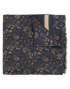 Трикотажный шарф Kent & curwen