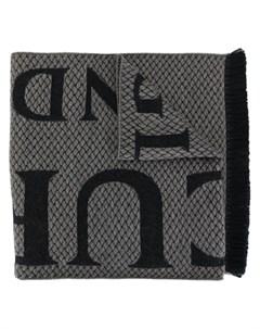 Шарф с логотипом Kent & curwen