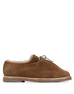 Туфли на шнуровке Mackintosh
