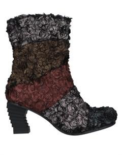 Полусапоги и высокие ботинки Papucei