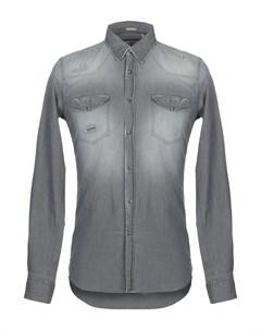 Джинсовая рубашка Himon's