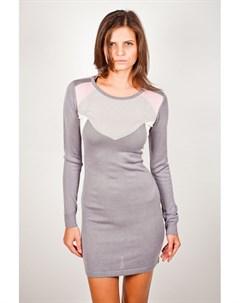 Приталенное платье с длинным рукавом  Liberavita