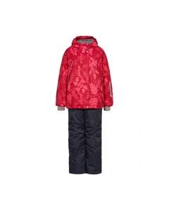 Костюм для девочки куртка и полукомбинезон София Oldos