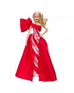 Кукла Праздничная Блондинка Barbie