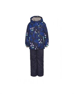 Костюм для девочки куртка и полукомбинезон Миа Oldos