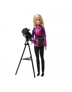 Кукла Кем быть National Geographic Астрофизик Barbie