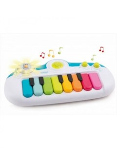 Музыкальный инструмент Cotoons Электронное пианино 8 мелодий Smoby