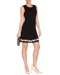 Короткое платье с отделкой бисером JUICY СOUTURE Juicy сouture
