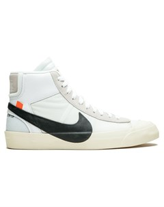Хайтопы The 10 Blazer Mid Nike x off-white