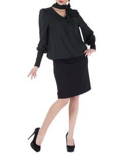 Декоративное платье с длинными рукавами Sonett