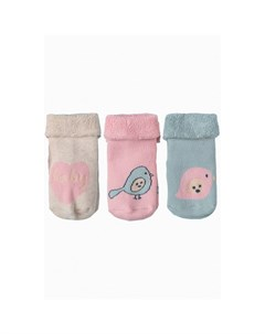 Носки для девочки 3 пары 6V3904 5.10.15.