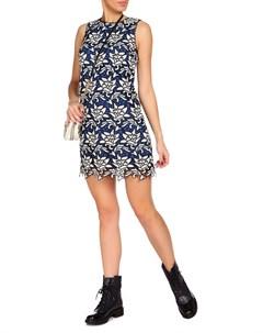 Прямое короткое платье JUICY СOUTURE Juicy сouture