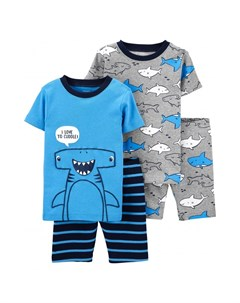 Пижама для мальчика 2 шт 1H451010 Carter`s