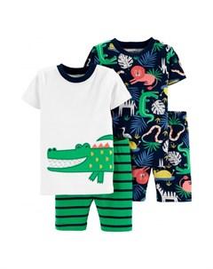 Пижама для мальчика 2 шт 1H510110 Carter`s