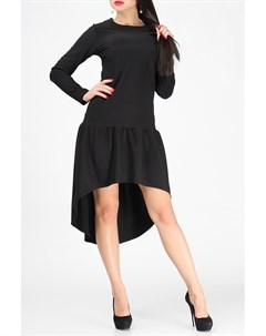 Восхитительное платье с ассиметричным низом George krutienko