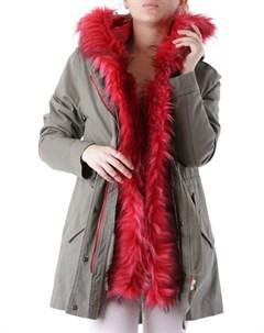 Куртки на синтепоне с капюшоном Olivia hops