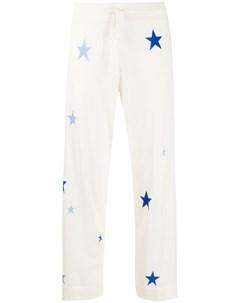 Укороченные кашемировые брюки Chinti & parker