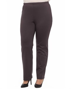 Широкие брюки на резинке  Leshar