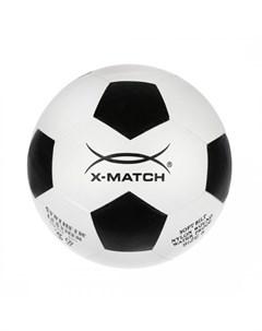 Мяч футбольный ламинированный PU X-match