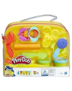 Игровой набор для путешествий Play-doh