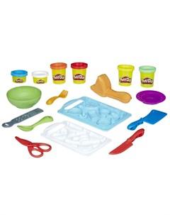 Игровой набор Hasbro Слепи и нарежь на дольки Play-doh