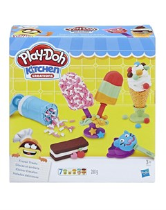 Игровой набор Hasbro Создай любимое мороженое Play-doh