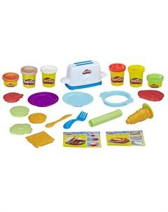 Игровой набор Hasbro Тостер Play-doh