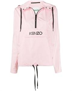 ветровка с логотипом Kenzo