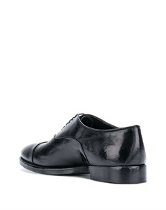 Оксфорды со шнуровкой Alberto fasciani