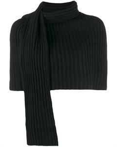 болеро с шарфом Le kasha