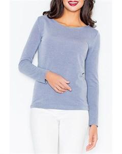Джемперы свитера и пуловеры с вырезом Figl
