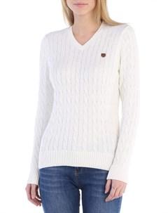 Джемперы свитера и пуловеры с вырезом Sir raymond tailor