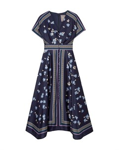 Платье длиной 3 4 Lela rose