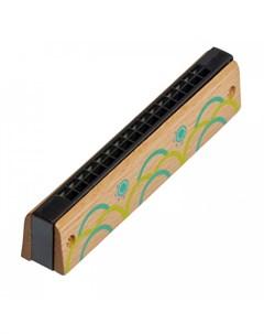 Музыкальный инструмент Губная гармошка Lucy&leo