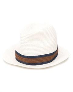 соломенная шляпа Ermenegildo zegna