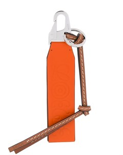 брелок с тисненым логотипом Loewe
