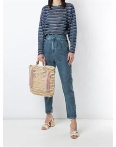 Плетеная сумка Zana Nannacay