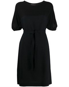 Короткое платье с поясом Stephan schneider