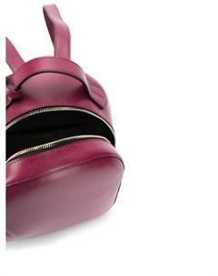 фактурный рюкзак из искусственной кожи Emporio armani