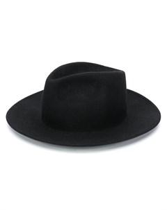шляпа федора с широкими полями Etro