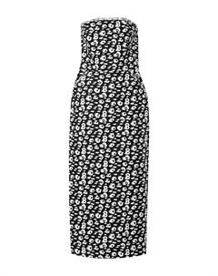 Платье миди Brandon maxwell