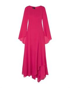 Длинное платье Akris