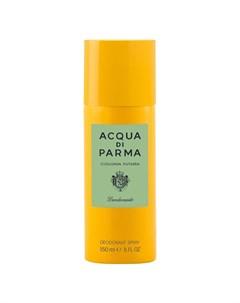 Парфюмированный дезодорант для тела Colonia Futura Acqua di parma