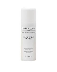 Медовый шампунь для мужчин Leonor greyl