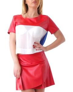 Блузы с коротким рукавом Olivia hops