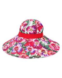 широкополая шляпа Dolce&gabbana