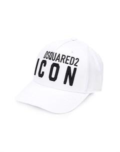 кепка с вышивкой Icon Dsquared2 kids