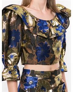 Укороченная блузка Night Light Alice mccall