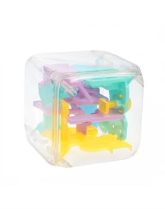 Головоломка с шариком Куб Наша игрушка