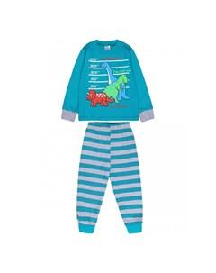 Пижама для мальчика Динозавры BK1396M Bonito kids